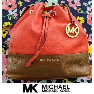 Mandarin & Luggage 'Jules' | Michael Kors